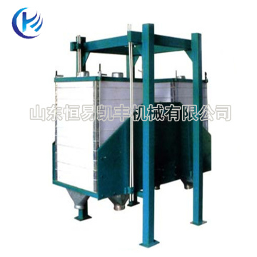 Model FSFJ double bins plansifter