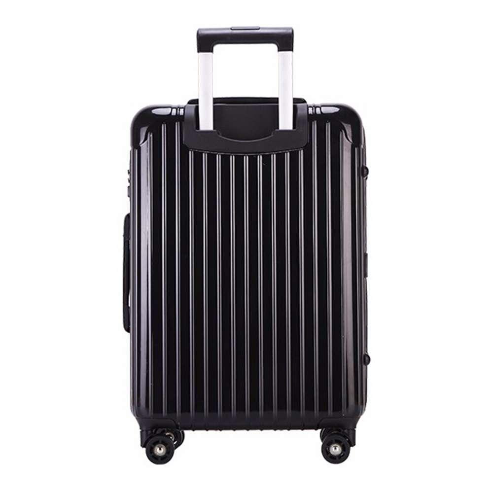 Aluminum box luggage