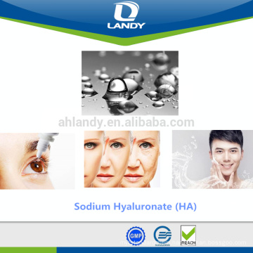Stable and reliable qualtiy pharmaceutical grade Hyaluronic acid Sodium hyaluronate