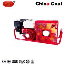 Compresor de aire eléctrico portátil para la botella de respiración del aire