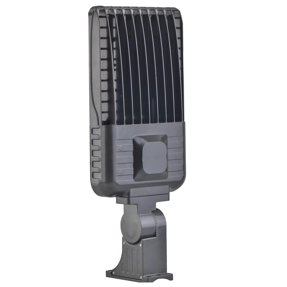 150W LED Parking Lot ShoeBox Light Fixtures-2