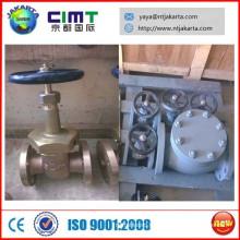 Vendas de todos os tipos de válvula chinesa Marine