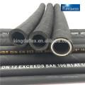tuyau d'irrigation en tissu haute pression mangueras hidraulicas R1AT 1SN