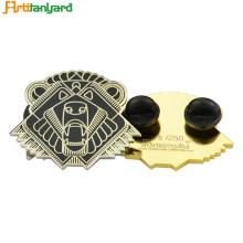 Customized metal badges custom made
