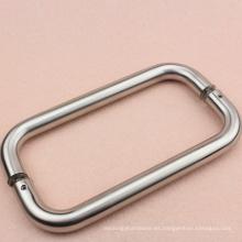 Manija de encargo al por mayor barata del tirón de la puerta del acero inoxidable hecha en China
