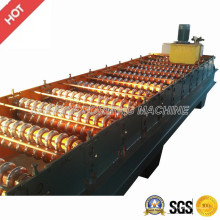 Aluminum Corrugated Profile Machinery