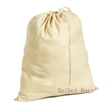 Unbleached Cotton Laundry Bag (HBLB-15)