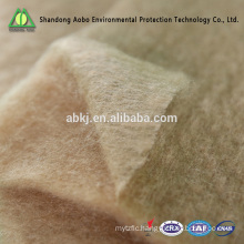 Anti-Bacteria Wool camel fibre wadding /Filling camel hair felt