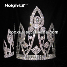 8 inch Unique Wholesale Pageant Crowns