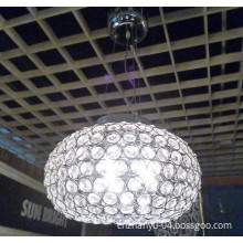 Crystal Pendant Lamps for Wedding
