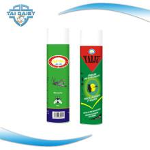 Spray insecticida para chinches sin sabor
