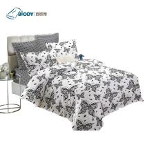 Großhandel 100% Polyester Luxury Home Bettwäsche Set