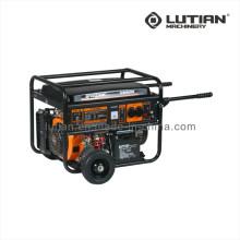 3.2-6,0 gasolina gerador portátil com certificado do Ce