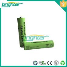 Alkalische wiederaufladbare Batterien aaa 1,5 Spannung