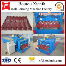 Cold Bending Steel Roof Profile Machine Tile