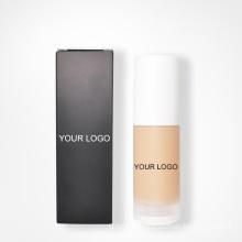 Hot Selling Liquid Concealer Wholesale Natural Color Comestics Private Lable Colorful Liquid Foundation