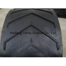 El mejor transportador del delantal de la onda-Forma de la calidad cinturó la fábrica