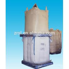 Toneladas de bolsas de máquina de llenado de cemento
