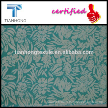 verano estilo algodón elastano tela cruzada spandex impreso peso pesado de la tela para los pantalones slim
