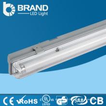 Fournisseur de Chine nouveau design cool blanc nouveau design cool batterie à l'intérieur tube LED luminaire