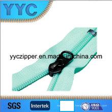 5 # Vêtements et accessoires Vente en gros Coloré Ykk Nylon Zippers