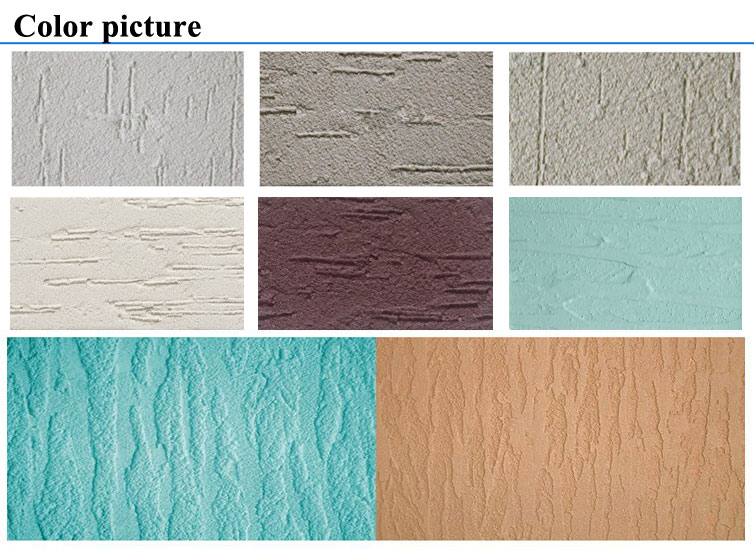 Stone Textured Spray Paint Colors
