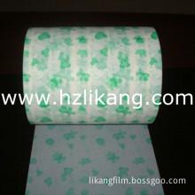 Polyethylene Film Manufacturer for Female Sanitary Pad