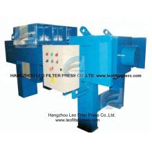 Presse-filtre à plaque et à cadre, presse-filtre spécial pour la construction de plaques et de cadres