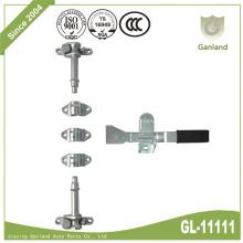 Stahlverzinktes LKW-Hintertürverriegelungsgetriebe
