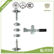 Steel galvanized Truck Rear Door Locking Gear