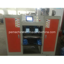 Automatic Double Line Without Core Garbage Rolls Bag Machine