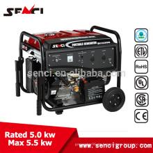 Benzin- oder Benzingenerator für Haus