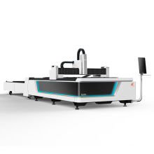 automatic type laser cutting machine with 1500w fiber laser source