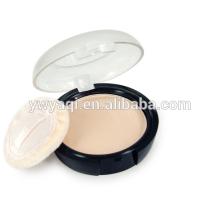 Maquillaje suave mineral compacto presionado polvo