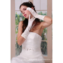 Astergarden Real Photo Bridal Gloves ASJ002