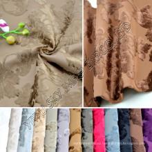 Горячая Ватки жаккарда мебель ткани для домашнего текстиля 145см Ширина