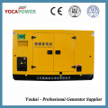 30kw Soundproof Cummins Engine Diesel Generator Set