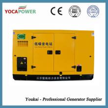 37.5кВА Звукопоглощающий электрический генератор с 4-тактным дизельным двигателем