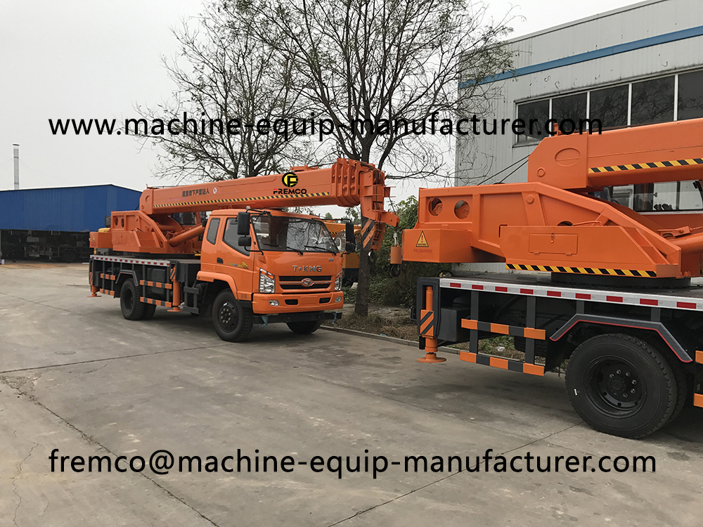 Truck Cranes For Sale-