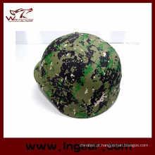 Airsoft táctico nos exército M88 capacete Pasgt capa