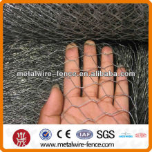 Small hexagonal construction netting