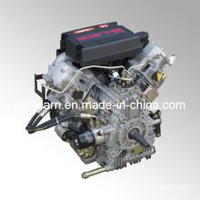 Air-Cooled Two Cylinder Diesel Engine Taper Shaft (2V86F)