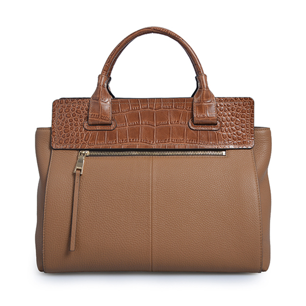 New Fashion Luxury Real Leather Bags Tote Bag