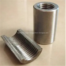 ASTMS Alloy 20 Female Forged Threaded Coupling