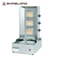 FCS Series Stainless Steel Electric Kebab Shawarma Machine