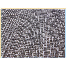 Electro Galvanized/Stainless Steel Crimped Wire Mesh