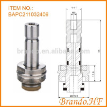 High Frequency Solenoid Valve Plunger Tube Assembly for Spinning Machine