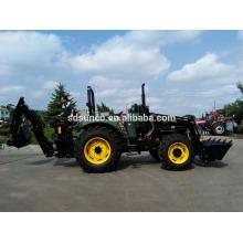 Heißer Verkauf Bauernhof Maschine! Kompakte Traktor Baggerlader