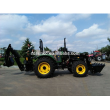 Hot sale Farm machine!Compact tractor backhoe loader