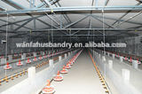 Controlled complete poultry shed farm machinery for chicken house